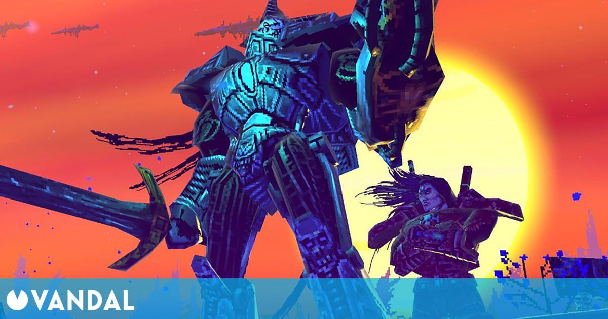 Valfaris se pasa al shoot'em up en Valfaris: Mecha Therion, una secuela que llegará en 2022