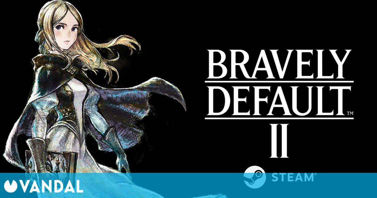 Bravely Default 2 llegará a PC a través de Steam el 2 de septiembre