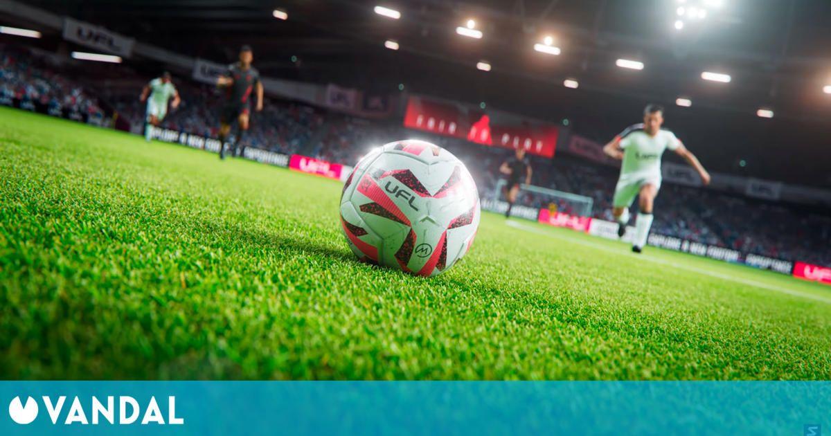 Se presenta UFL, un nuevo simulador de fútbol gratuito para consolas