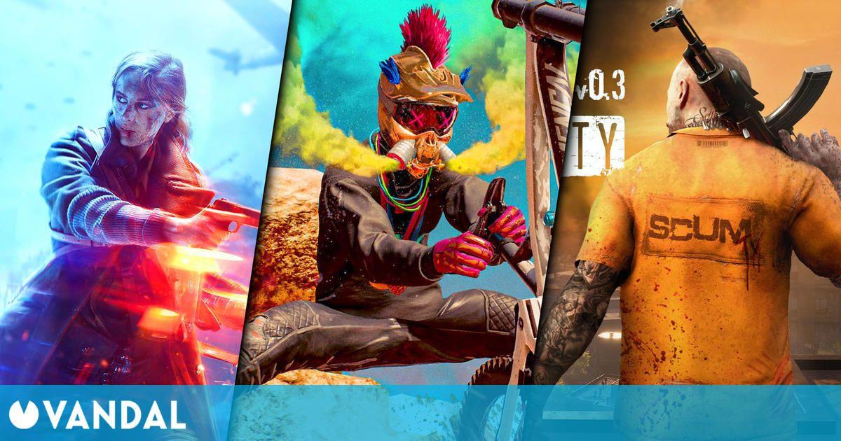 Juegos gratis y ofertas de este fin de semana: Battlefield V, Assetto Corsa, SCUM y más