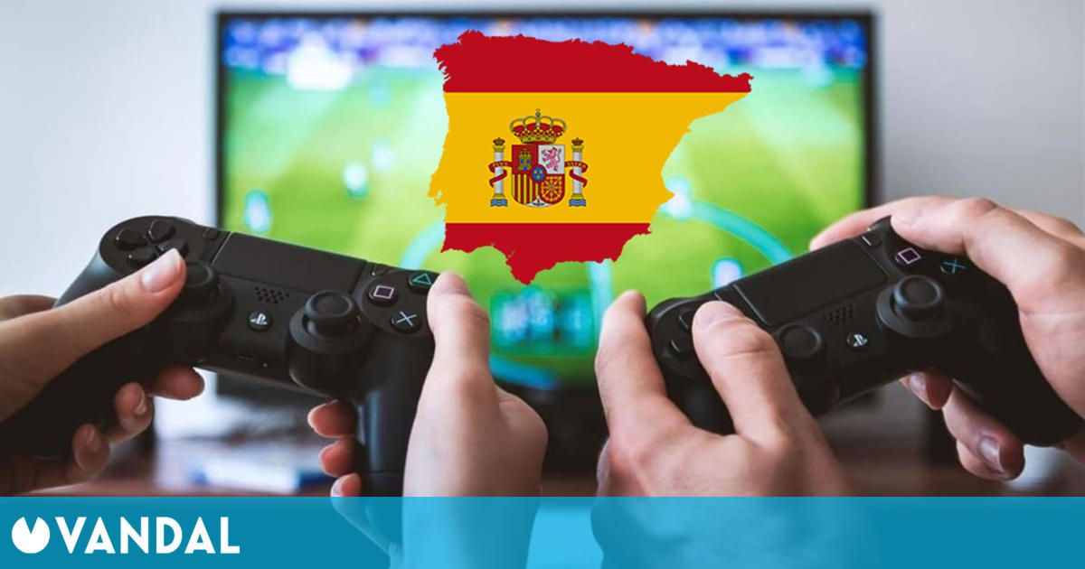Más de 16 millones de españoles juegan a videojuegos y estos generan 1750 millones de euros