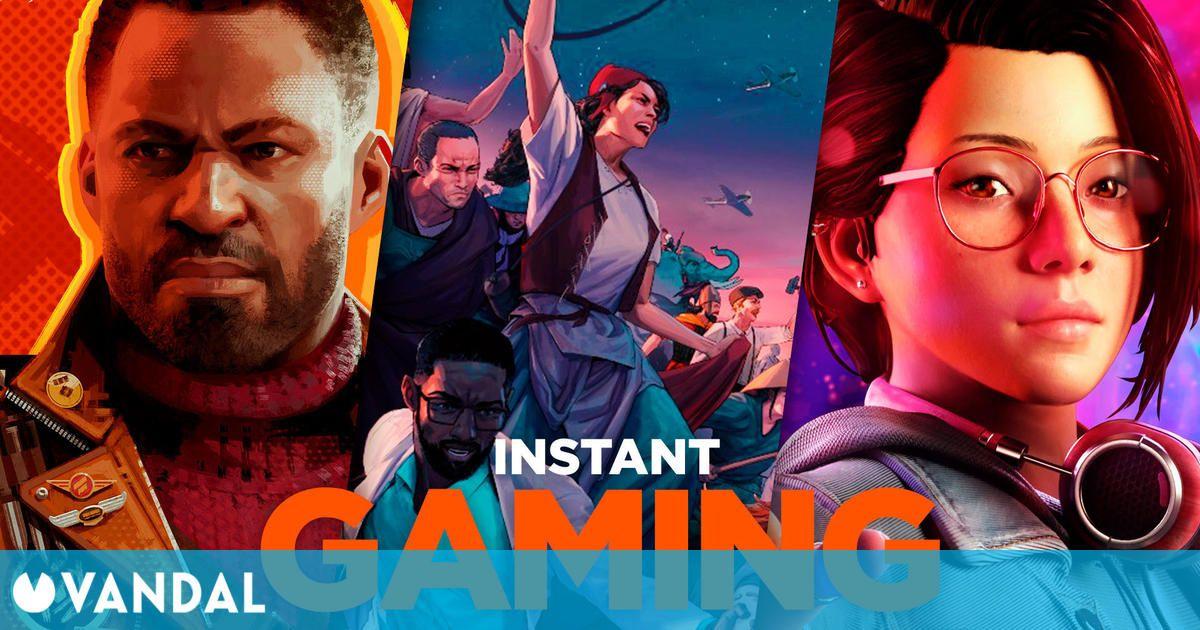 Las mejores ofertas de Instant Gaming en juegos para PC durante el último fin de semana de agosto