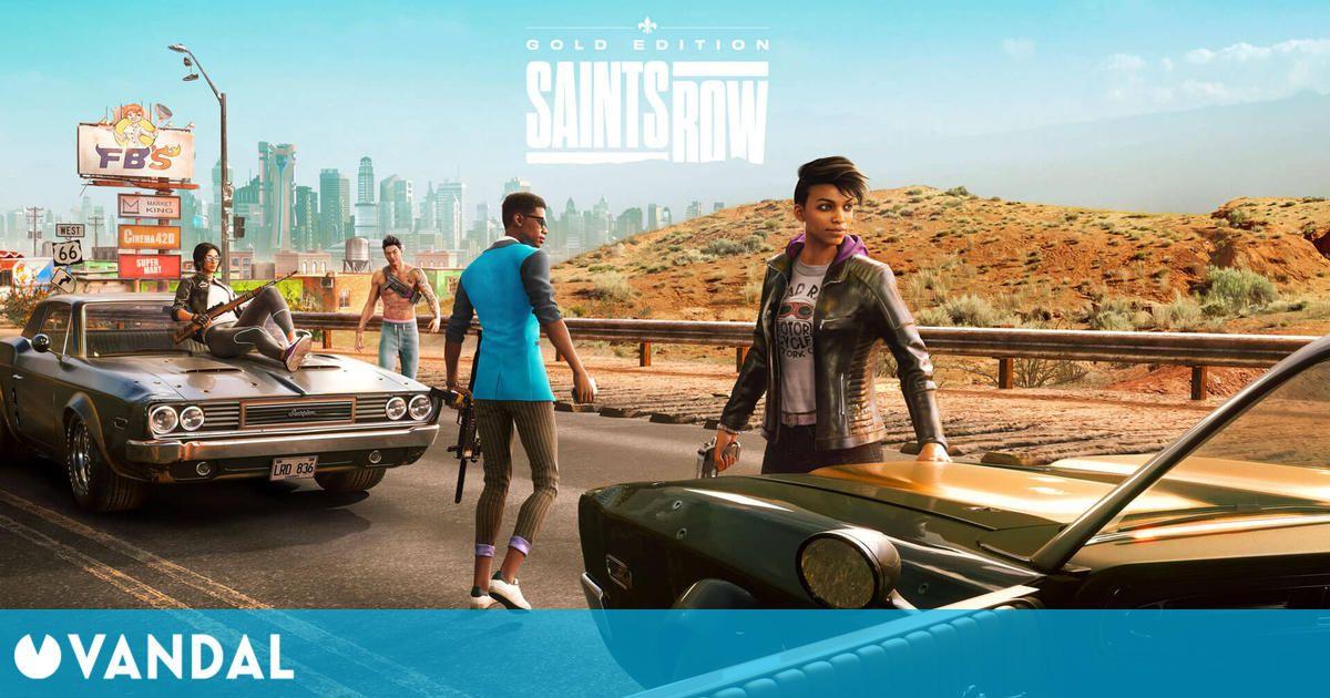 Saints Row presenta su mapa, personajes, opciones de personalización, ediciones físicas y más