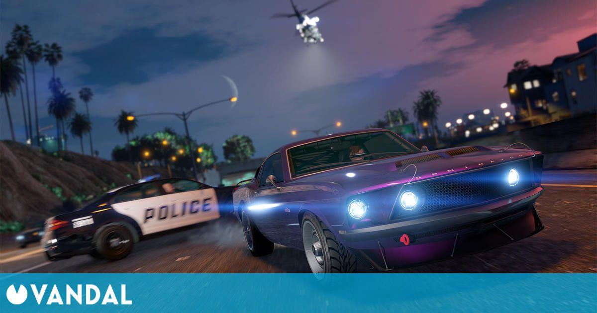 GTA Online se actualiza con nuevos coches, naufragios misteriosos, bonificaciones y más
