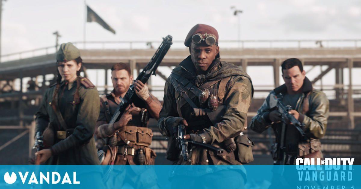 Call of Duty: Vanguard ya tiene prueba alfa disponible gratis en PS4 y PS5