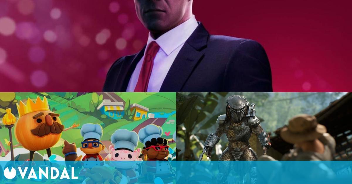 Los juegos de PS Plus para septiembre se han filtrado según un rumor e incluirán Hitman 2