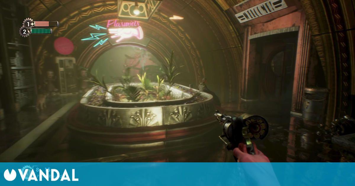 Realizan una espectacular recreación de BioShock en Unreal Engine 5