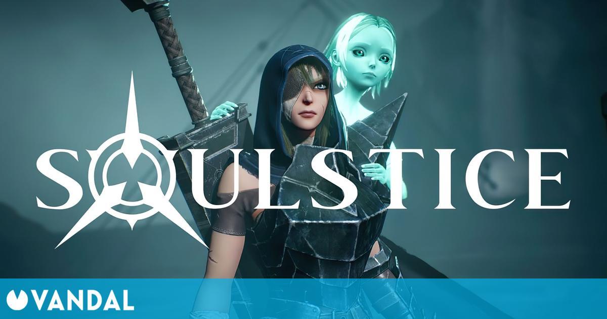Soulstice, un 'hack-and-slash' de nueva generación, presenta nuevo tráiler