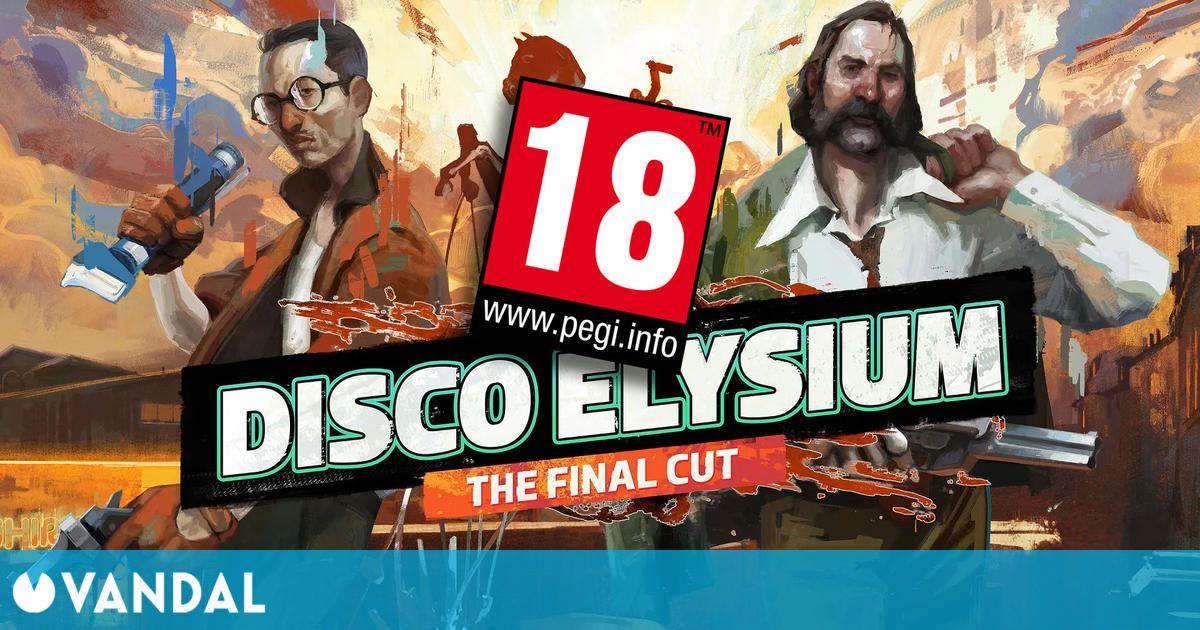 Disco Elysium: The Final Cut aparece registrado para Xbox Series X/S, One y Switch en PEGI