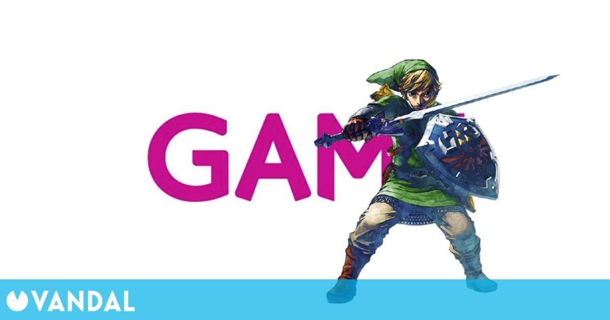The Legend of Zelda: Skyward Sword HD fue el más vendido de GAME España en julio de 2021