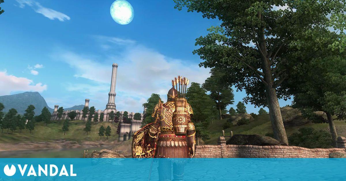Oblivion se ve espectacular en este 'gameplay' con 200 mods y ray tracing