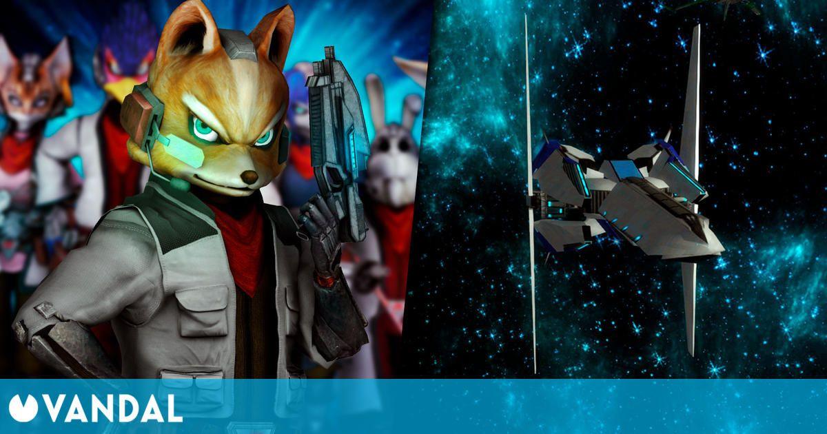 Star Fox: Event Horizon, un juego fan basado en la saga de Nintendo, se muestra en vídeos