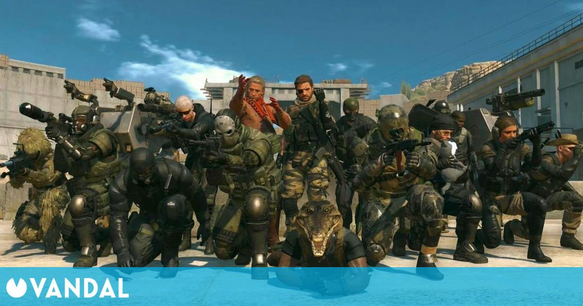 Konami cierra los servidores de Metal Gear Solid V: The Phantom Pain en PS3 y Xbox 360