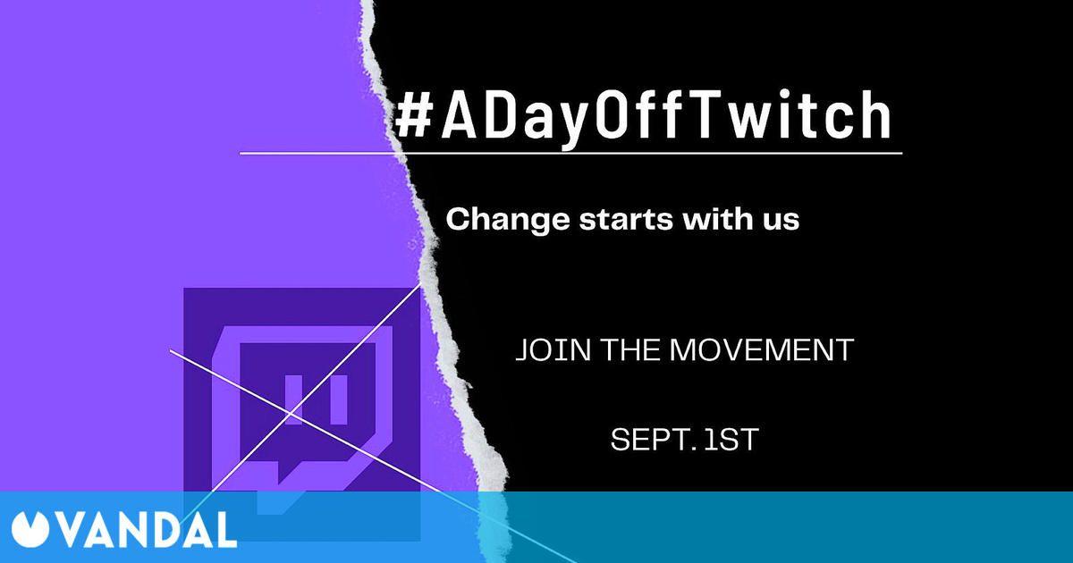 Huelga en Twitch contra el acoso: Un día sin directos para pedir medidas efectivas