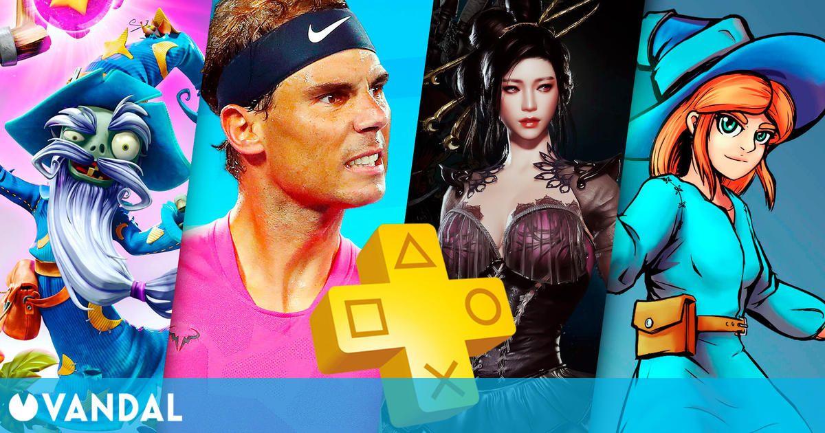 Ya disponibles los juegos gratis de PS Plus en agosto de 2021 para PS4 y PS5