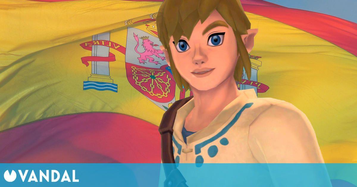 The Legend of Zelda: Skyward Sword HD ha sido el juego más vendido de España en julio