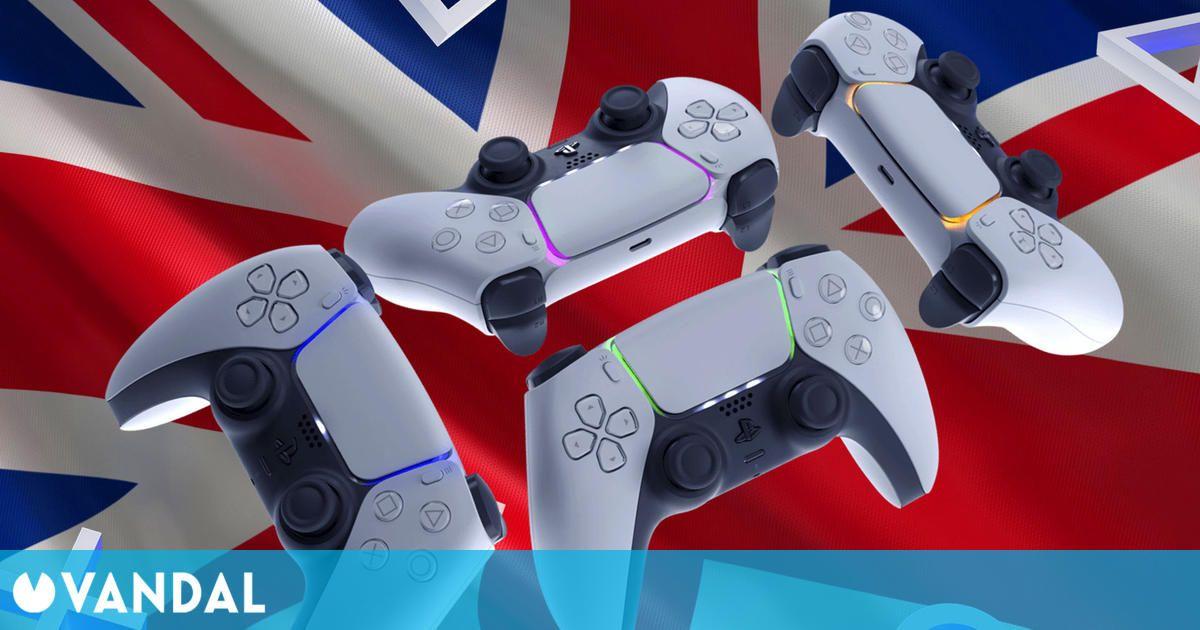 PS5 vendió en julio casi tantas unidades como todas las otras consolas juntas en Reino Unido