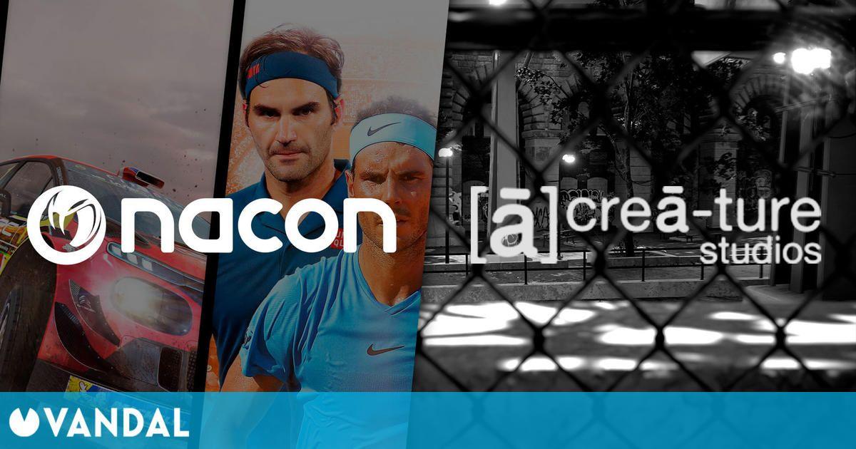 Nacon adquiere a los creadores de Session, Crea-ture Studios