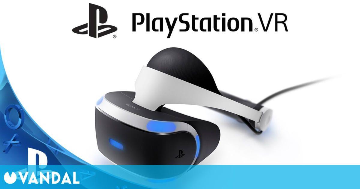 Filtrados nuevos e impresionantes detalles de PlayStation VR 2, las nuevas gafas de PS5