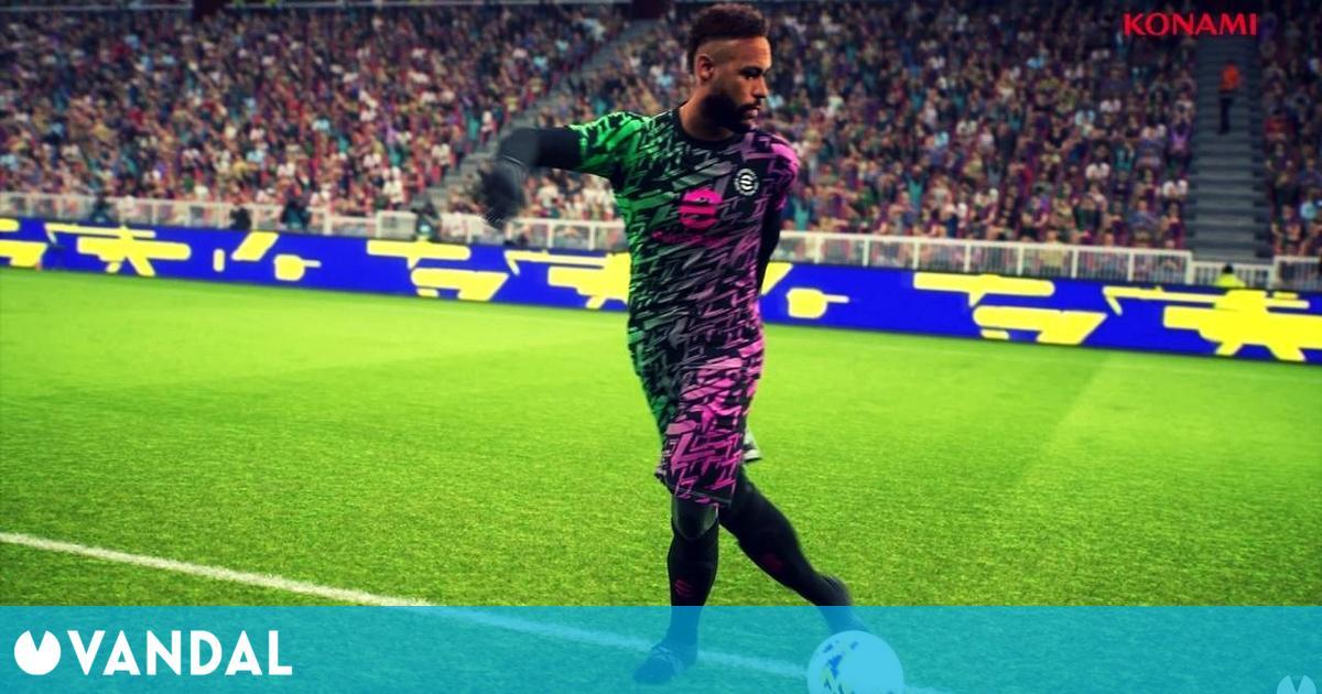 eFootball añadirá mejoras gráficas para PS5, XSX/S y PC tras su lanzamiento