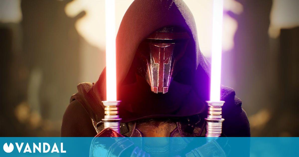 Recrean las cinemáticas de Star Wars: Knights of the Old Republic en Unreal Engine 5