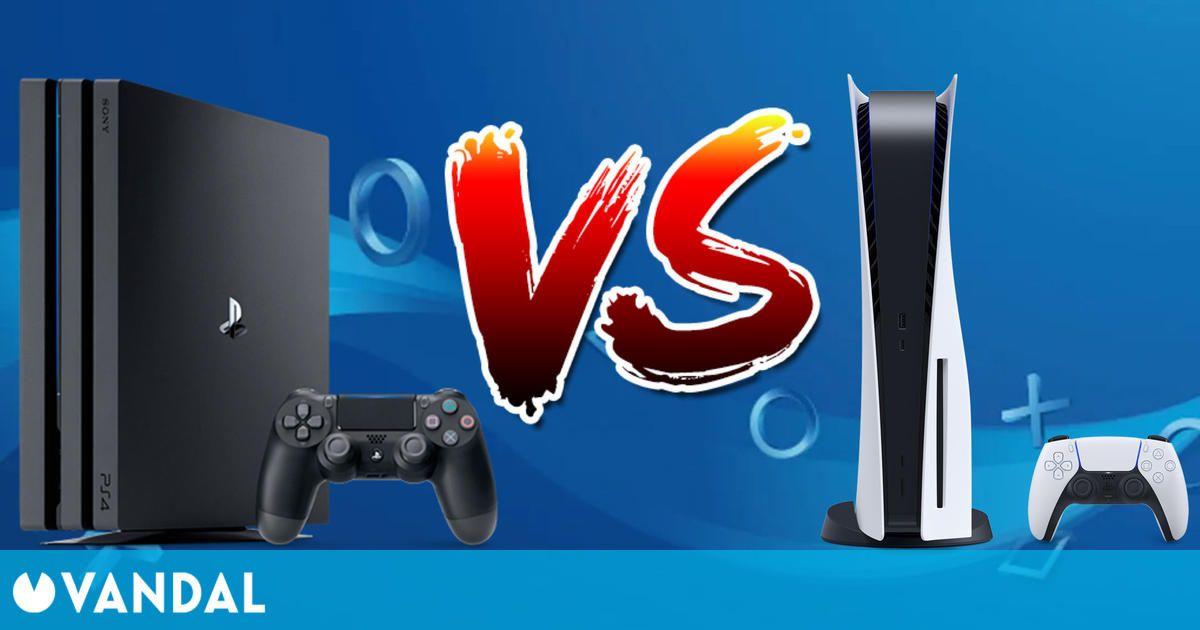 PS5 está vendiendo considerablemente más rápido que PS4 según los últimos datos