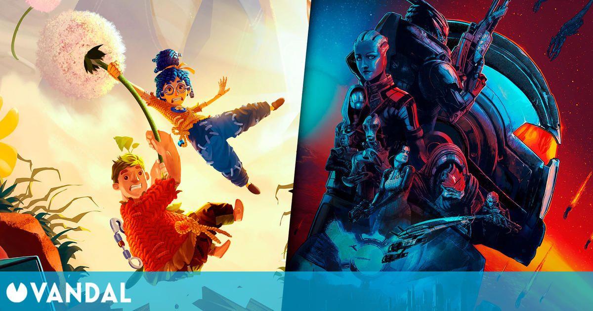 EA tuvo un trimestre mejor de lo esperado gracias a Apex Legends, It Takes Two y Mass Effect