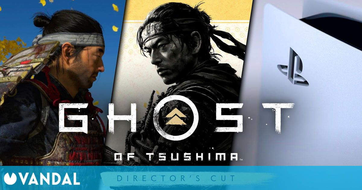 Así aprovechará Ghost of Tsushima: Director's Cut la potencia de PS5
