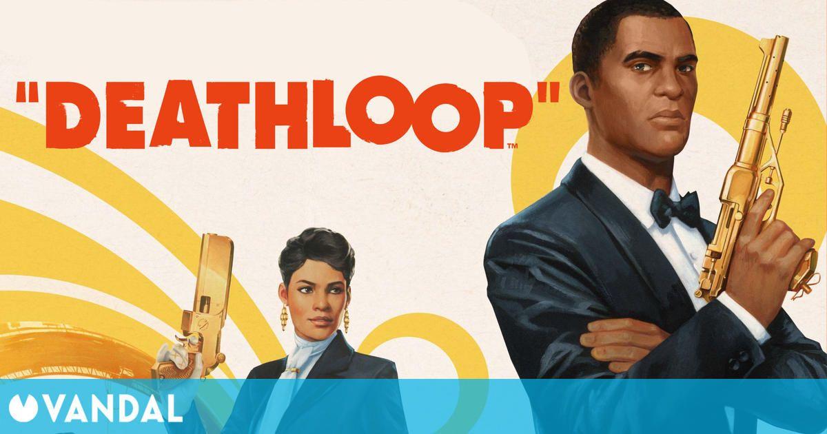Deathloop ya es 'gold' y está listo para estrenarse el 14 de septiembre en PS5 y PC