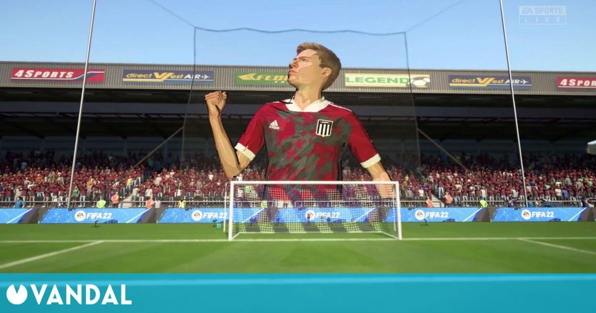 FIFA 22 permitirá crear equipos, estadios y equipaciones en su Modo Carrera