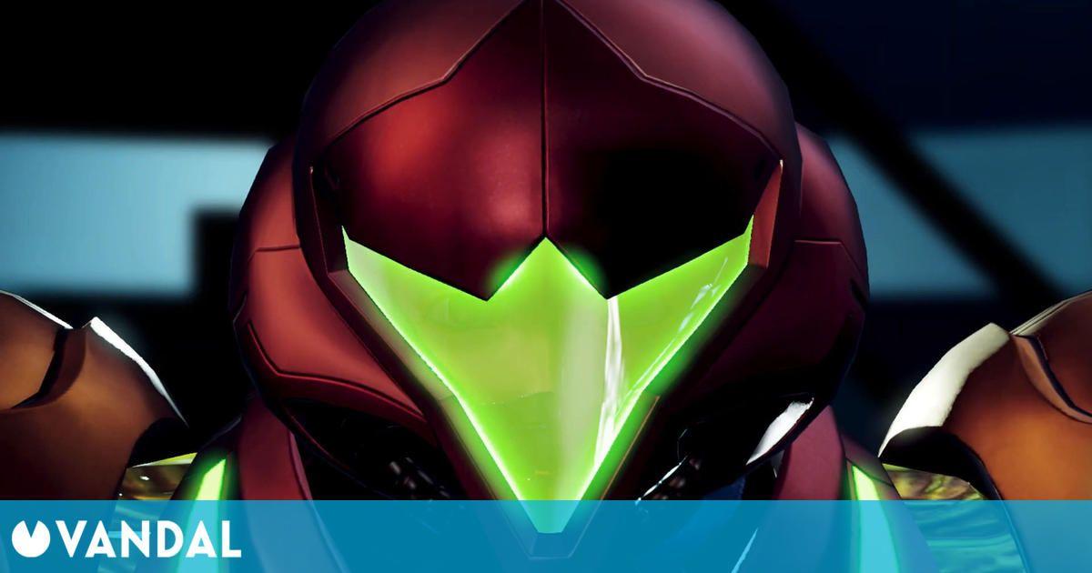 Metroid cumple 35 años; se muestra un nuevo teaser de Metroid Dread