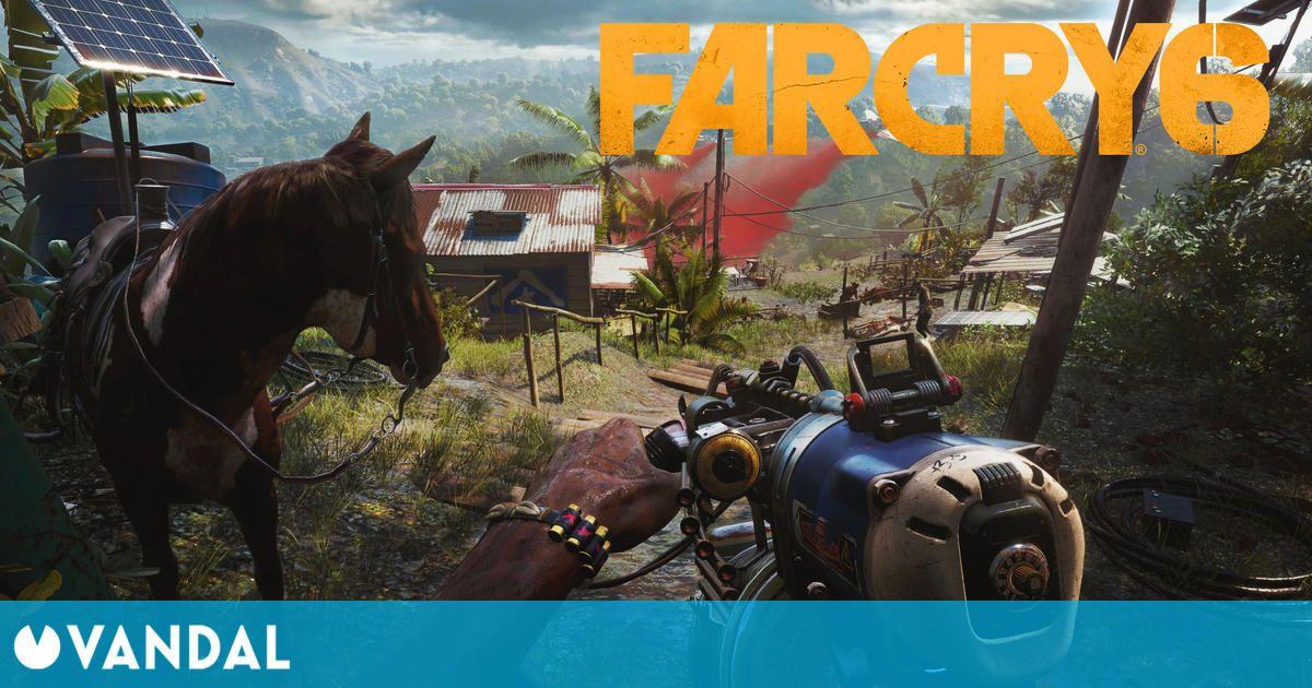 Far Cry 6 se ejecutará a 4K nativos y 60 fps en PS5 y Xbox Series X/S, confirma Ubisoft
