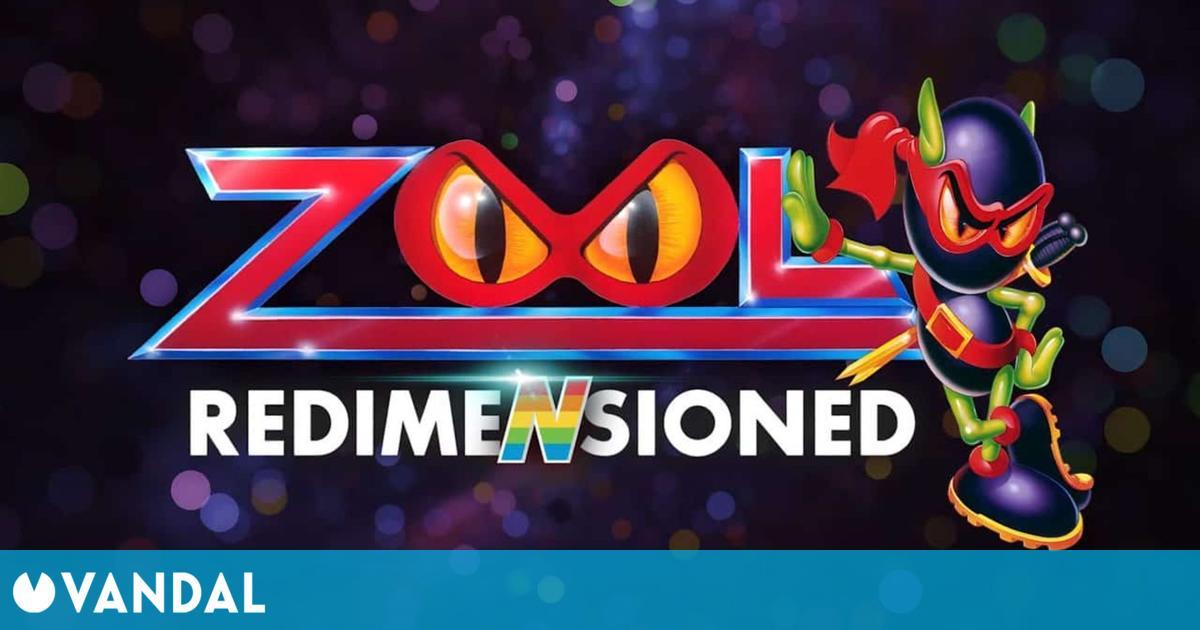 Sumo Digital recupera Zool, el clásico de Amiga, con una nueva entrega que saldrá este mes