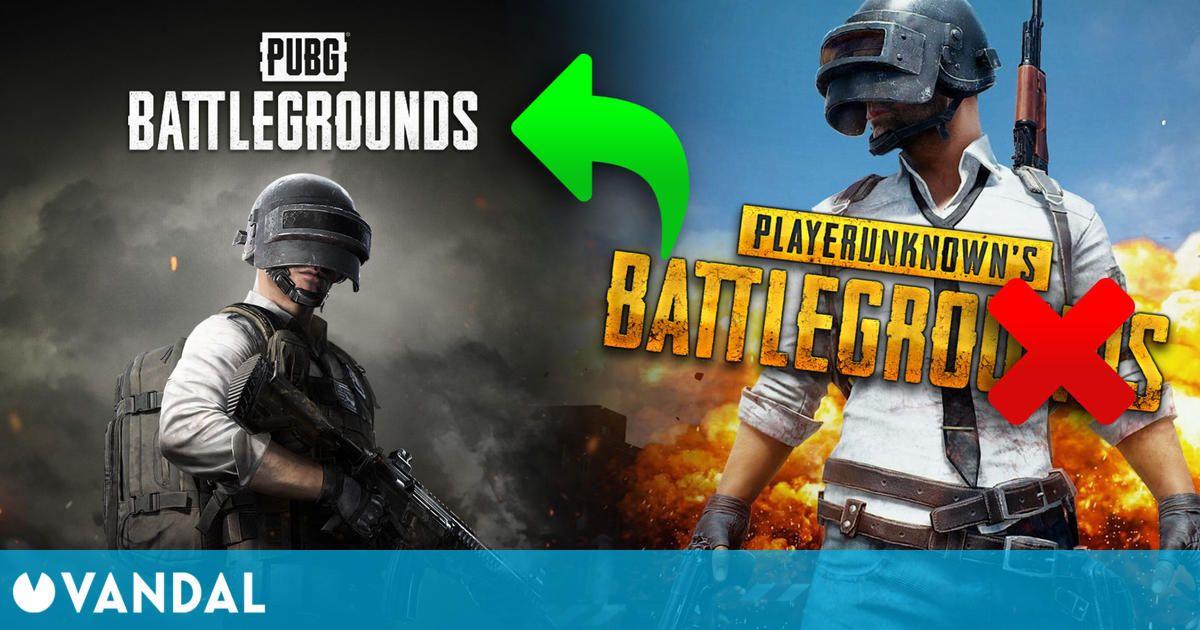 Playerunknown's Battlegrounds cambia de nombre y pasa a llamarse PUBG: Battlegrounds