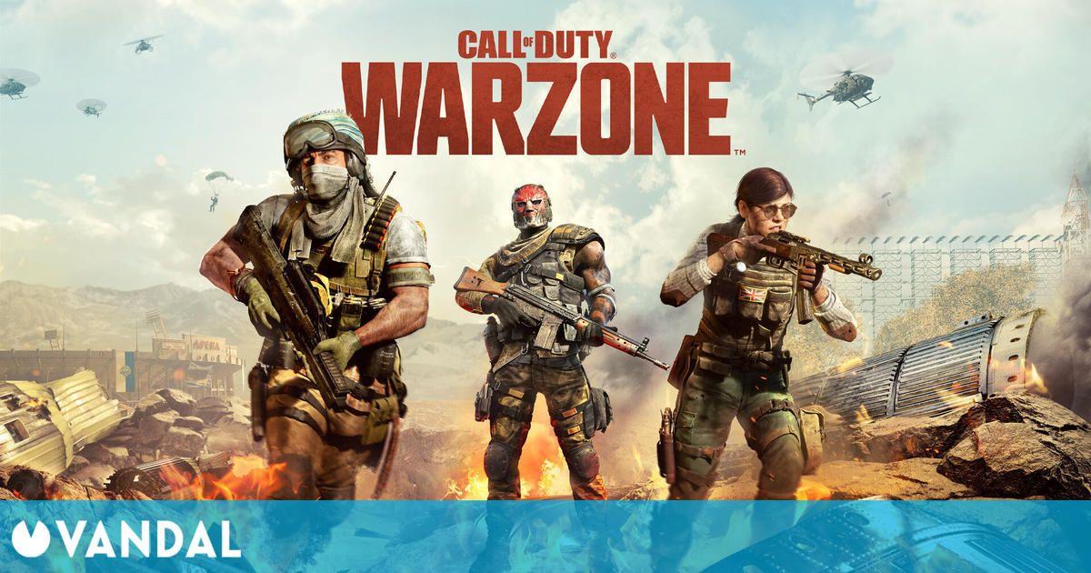 Call of Duty Warzone: Activision habría tumbado un portal de trampas