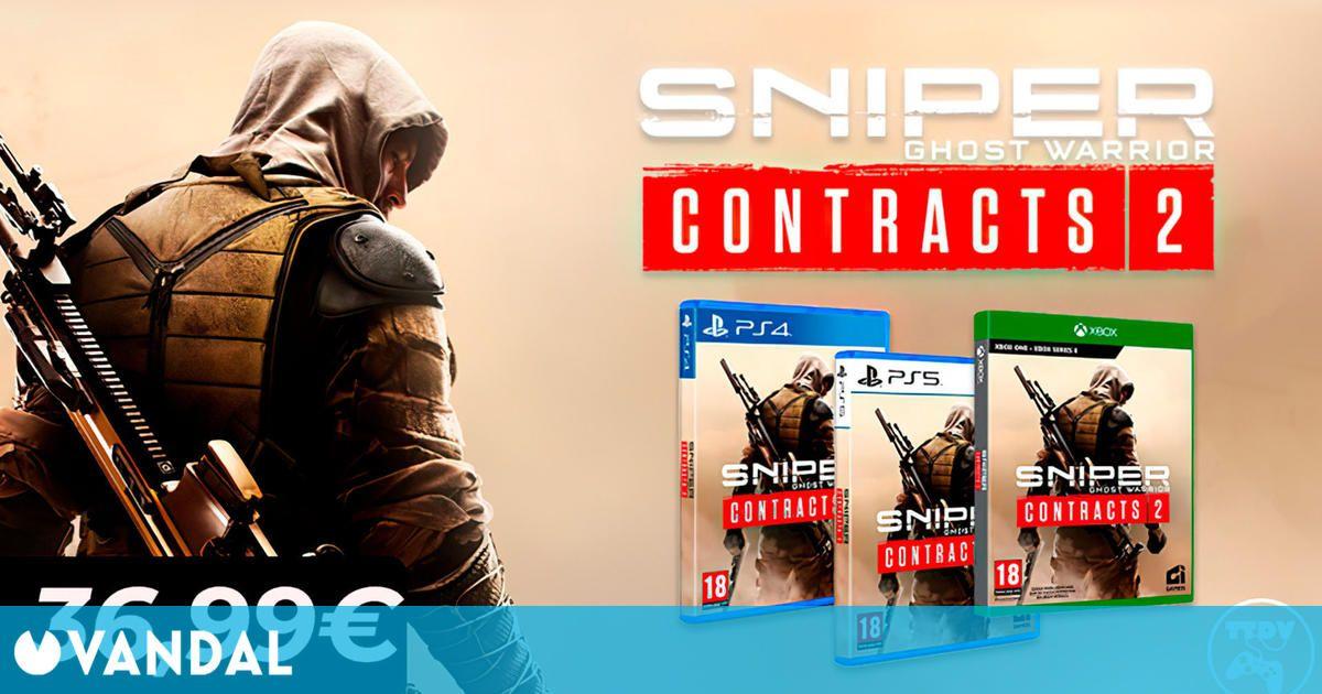 Ya puedes reservar Sniper Ghost Warrior Contracts 2 para PS5 en TTDV