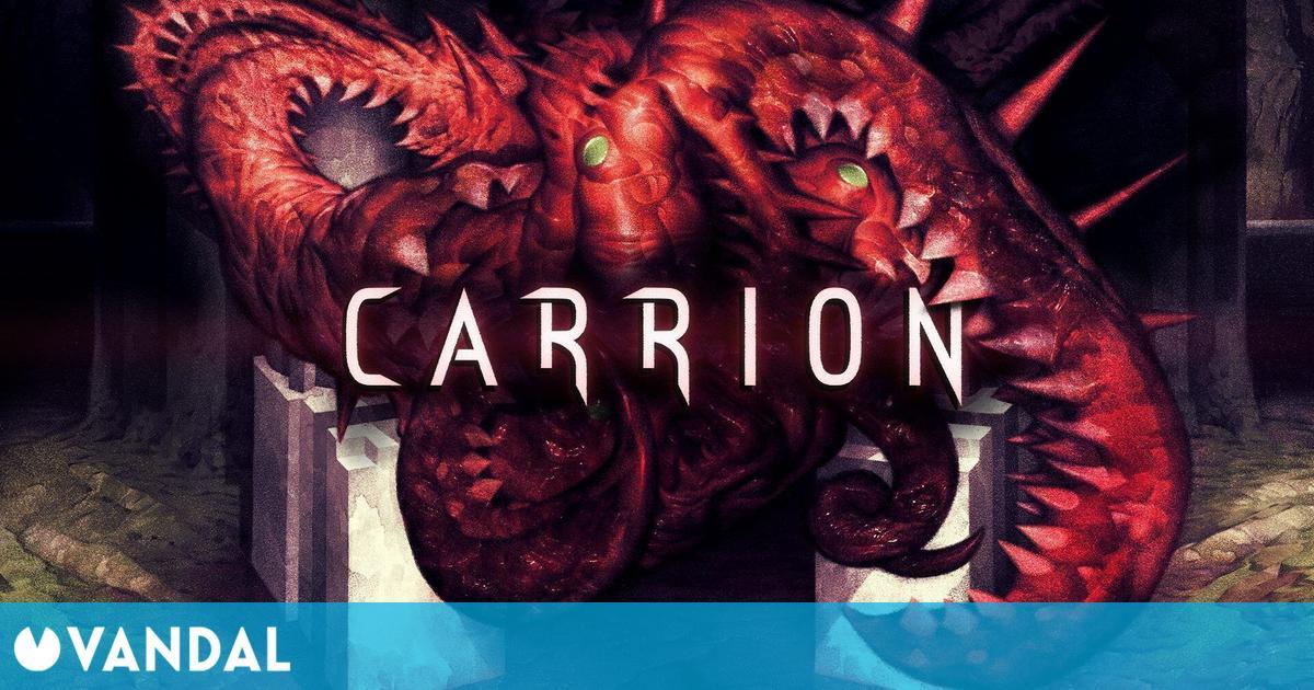 Carrion, el terrorífico juego indie, llegará a PS4 este año