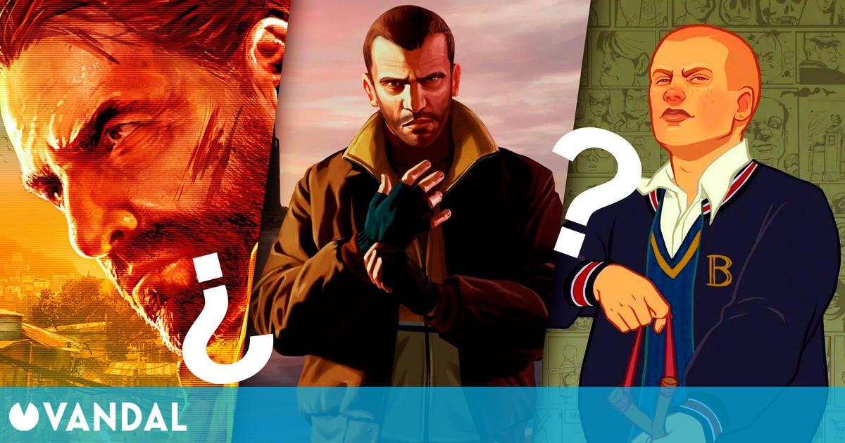 Take-Two tiene tres remasters o remakes sin anunciar para este año fiscal