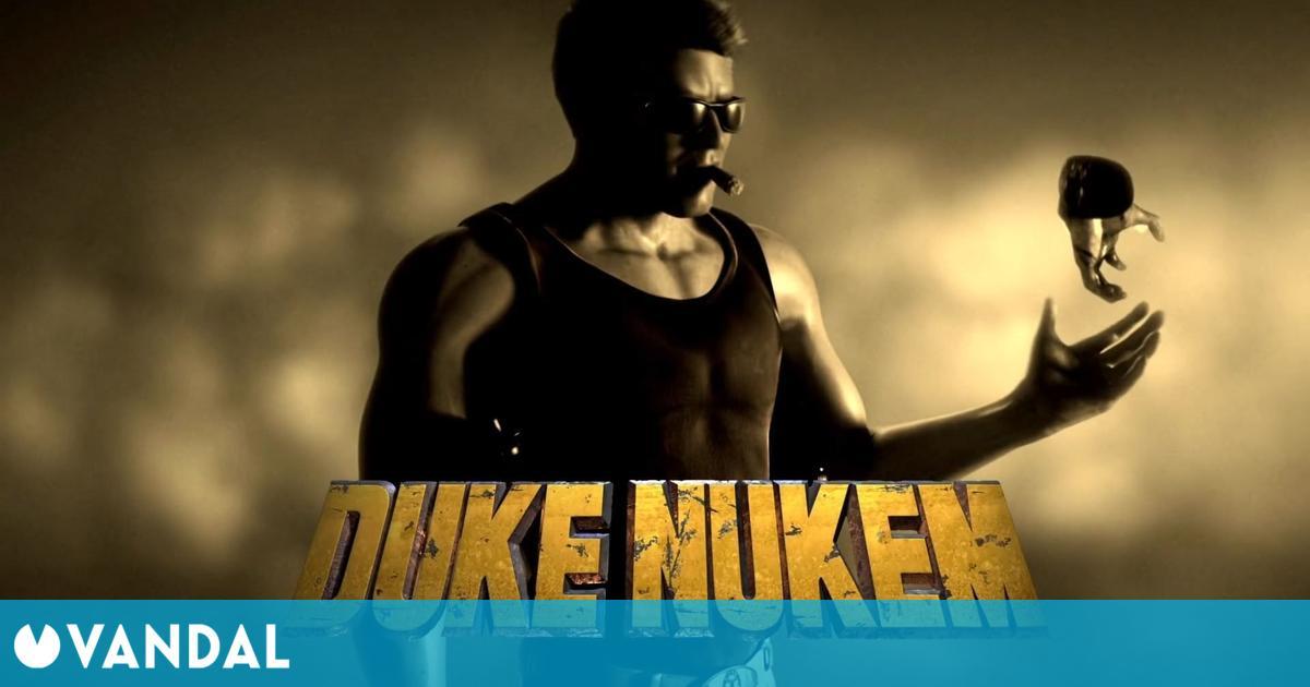 Duke Nukem Begins: revelado un avance animado de la precuela cancelada de Gearbox