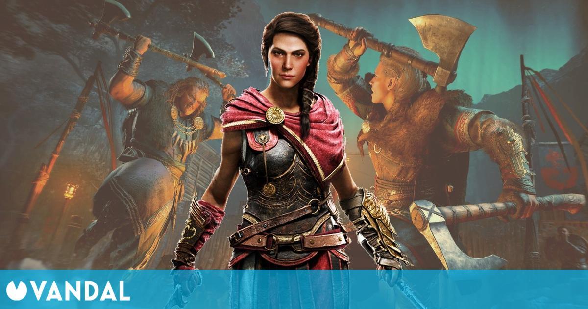 Assassin's Creed Valhalla: Los jugadores parece que recibirán una agradable sorpresa