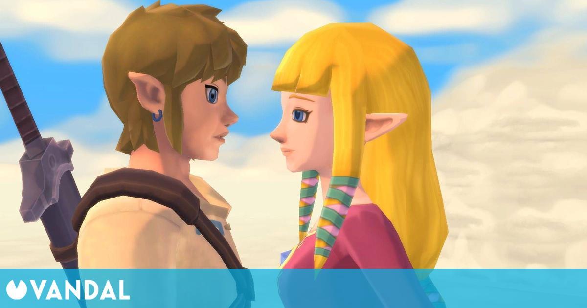 Zelda Skyward Sword HD volvió a ser el juego más vendido en España en su segunda semana