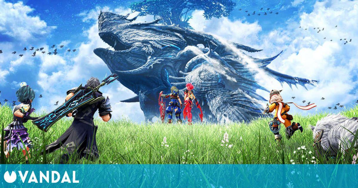 Xenoblade Chronicles 3 podría estar en desarrollo según la actriz de doblaje de Melia