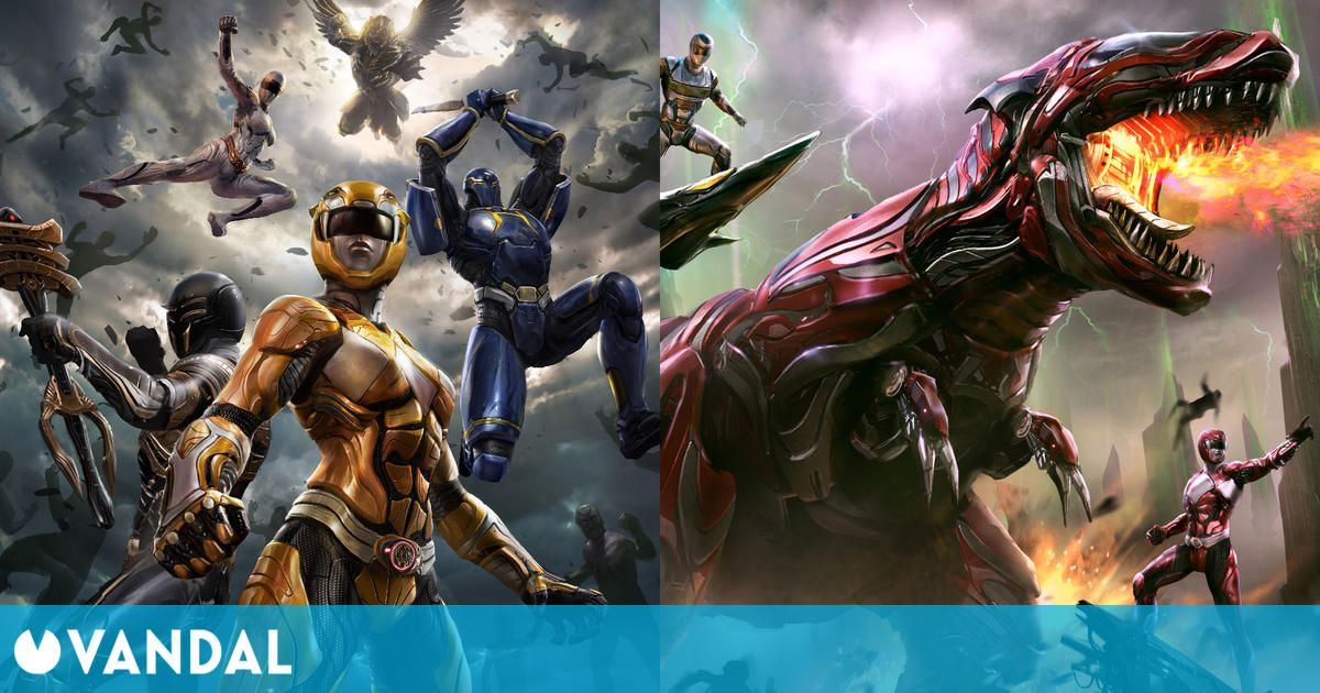 Así era Project Nomad, el juego cancelado de Power Rangers al estilo Batman Arkham