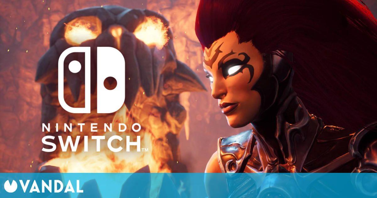 Darksiders 3 llevará su acción apocalíptica a Switch el 30 de septiembre