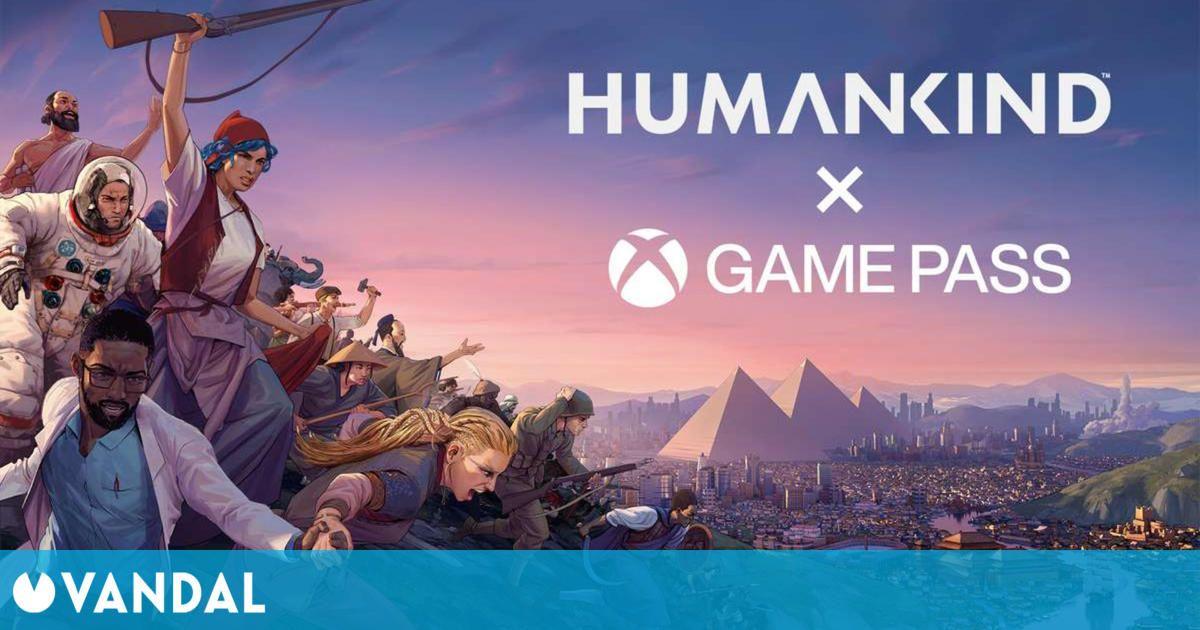 Humankind, el juego de estrategia de Sega, estará el día de lanzamiento en Xbox Game Pass