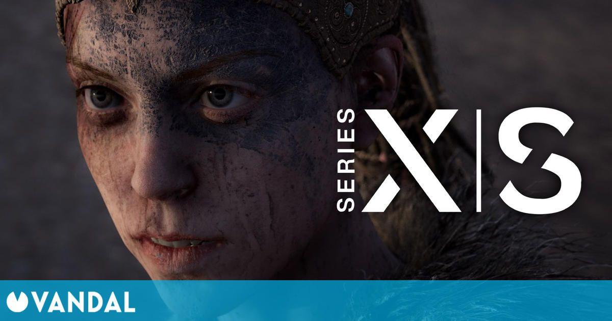 Hellblade: Senua's Sacrifice recibe ray-tracing y otras mejoras next-gen en Xbox Series X/S