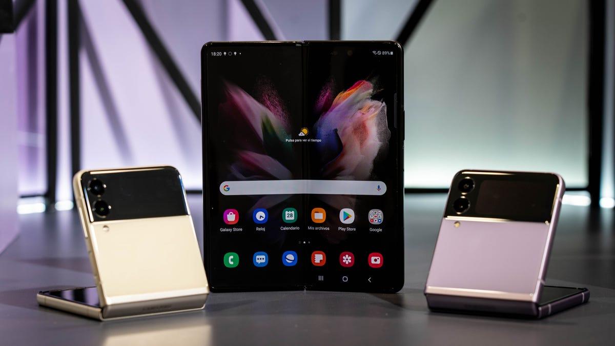 Todas las novedades más importantes del Samsung Galaxy Unpacked