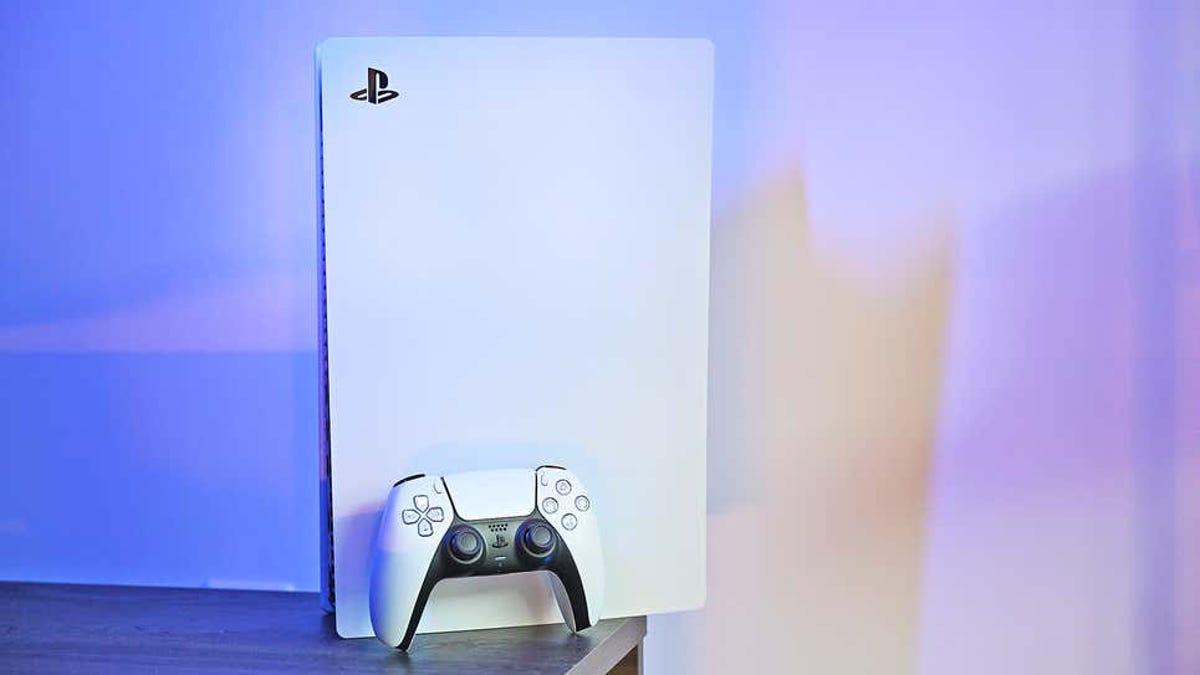 Por qué la nueva versión de la PS5 es 300g más ligera