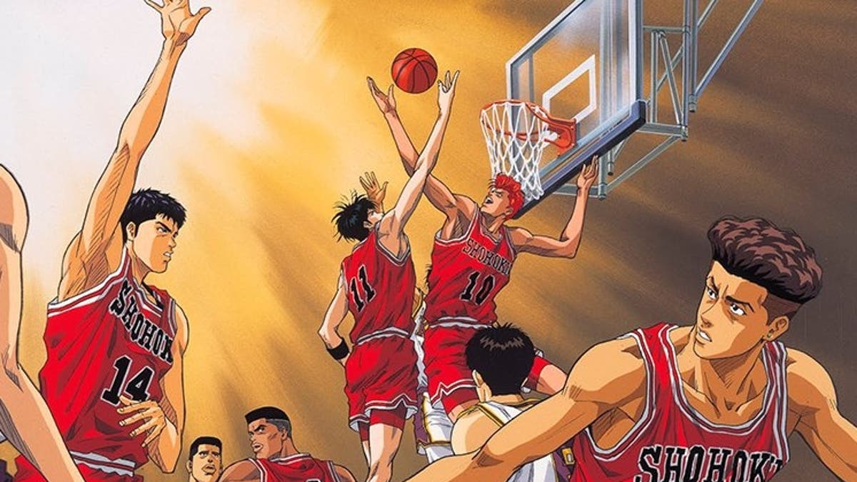 Nueva película del mítico anime Slam Dunk llega a finales de 2022