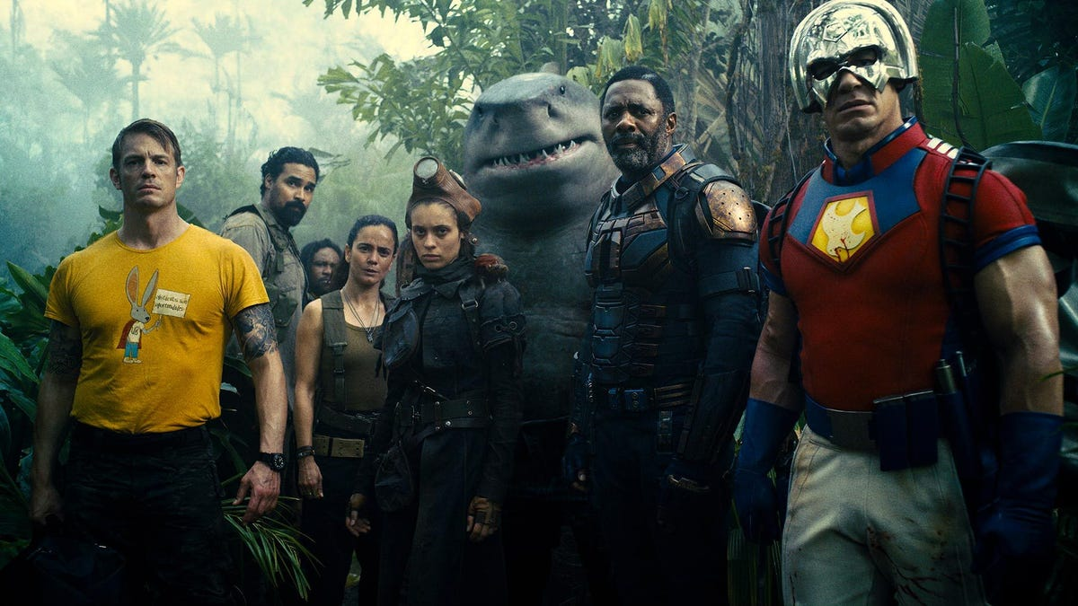 Superman casi apareció en The Suicide Squad como villano